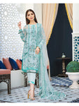 Imane D-2 (3-Piece Embroidered Chiffon Suit) | Gulaal | Adila Unstitched Luxury Formals