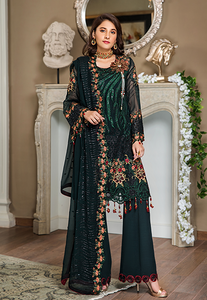MG - 57 Malachite Saga (Maryams Luxury Embroidery Collection Gold Vol 5)