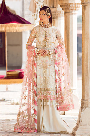 Neha GWF-04 (Gulaal - Zohra Wedding Collection 2019)