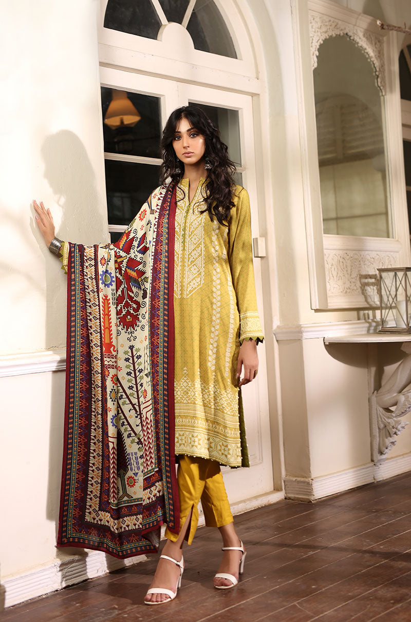 WP-2205 (LSM Winter Embroidered Collection)