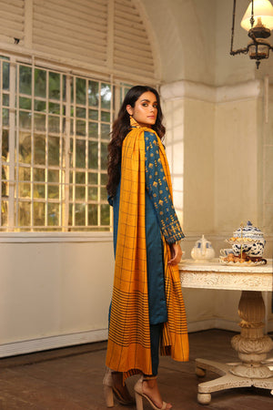 WE-2202 (LSM Winter Embroidered Collection)