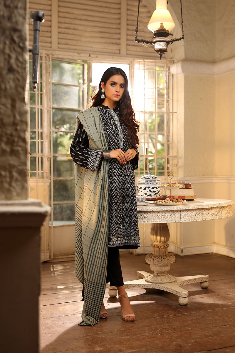 WE-2204 (LSM Winter Embroidered Collection)