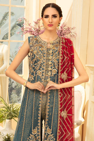 MAGNITEZ (MMD-06) | MARYUM N MARIA | CHIFFON COLLECTION