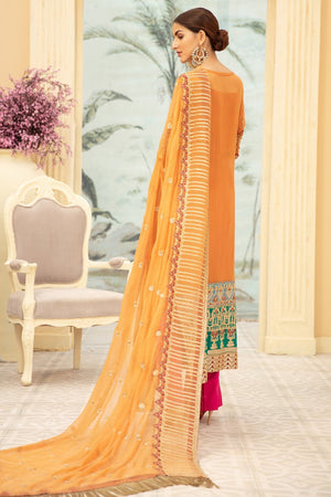 CHERIS MUDLLE (MMD-10) | MARYUM N MARIA | CHIFFON COLLECTION
