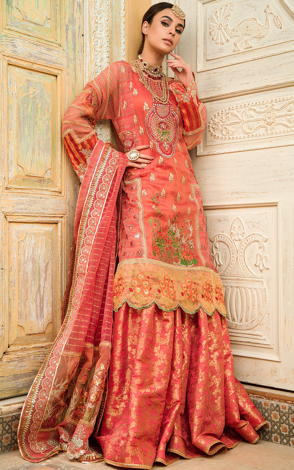 Mahjabeen ZN-02 | Asifa & Nabeel | Zah-e-Naseeb | Festive Collection