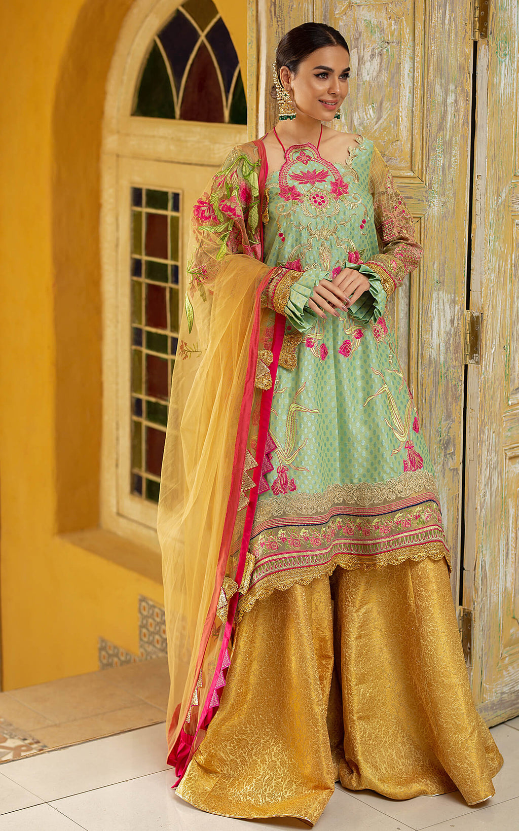 Nazneen ZN-03 | Asifa & Nabeel | Zah-e-Naseeb | Festive Collection