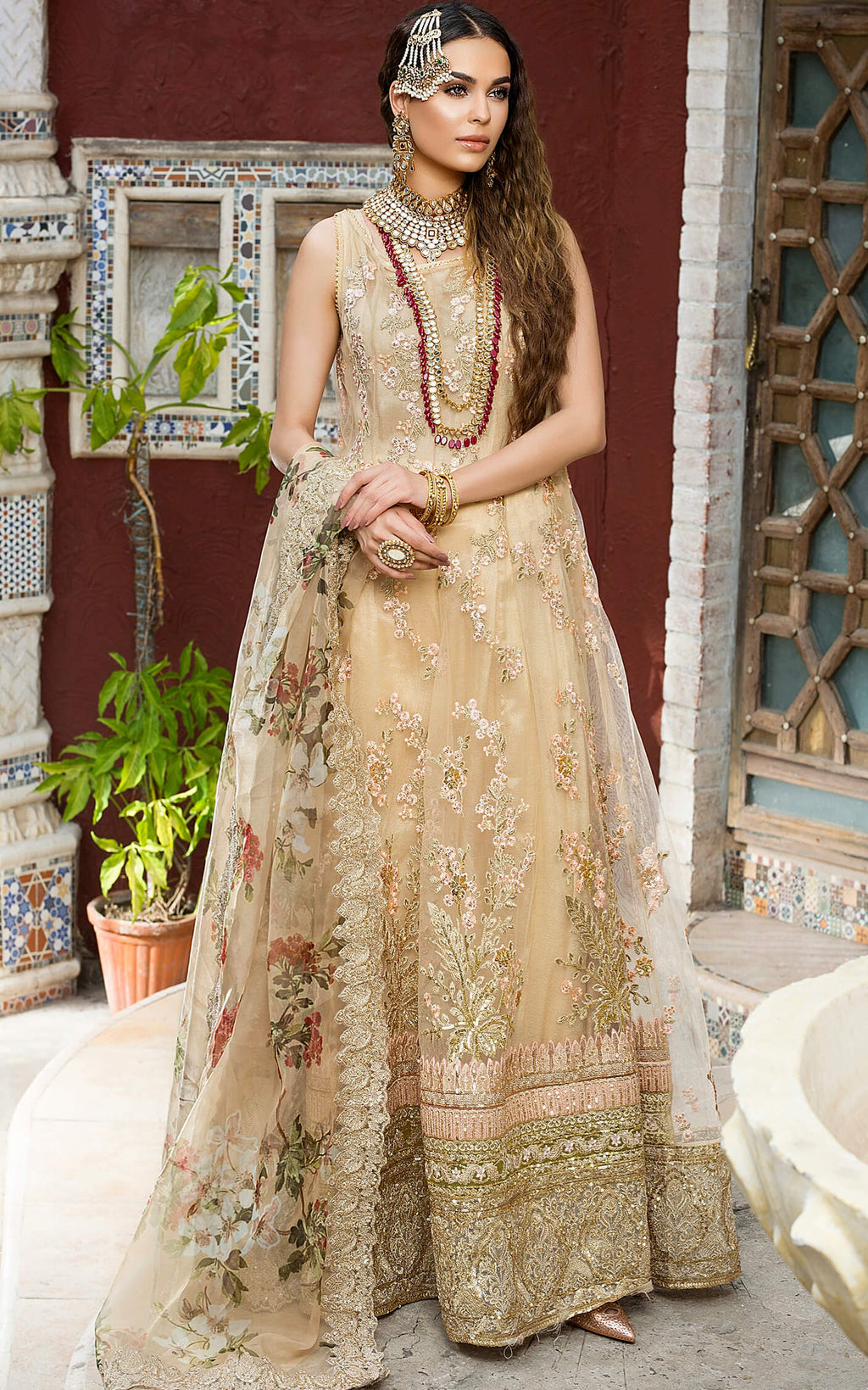 Noori ZN-06 | Asifa & Nabeel | Zah-e-Naseeb | Festive Collection