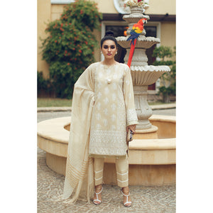Regal Dream (Rouche Chikankari Collection)