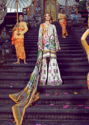 Sunkissed 8B - Shiza Hassan Luxury Lawn 2019