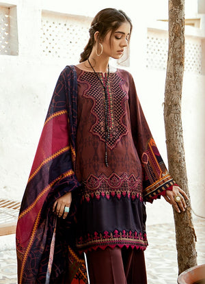 04 - Merlot Red (Iznik Winter Collection)