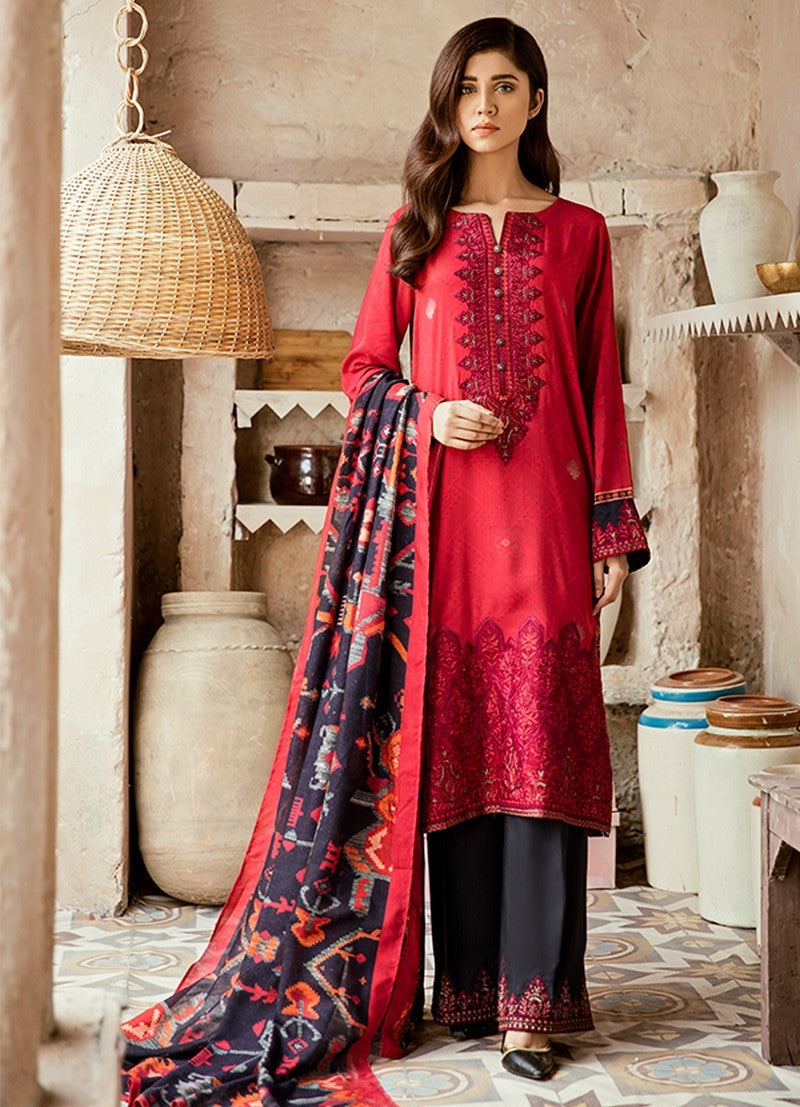 08 - Scarlet Gloom (Iznik Winter Collection)