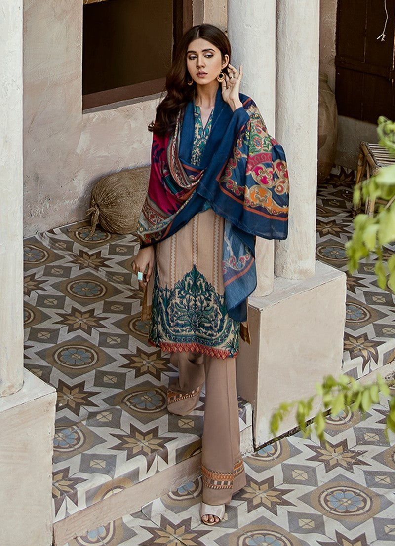10 - Earthy Tales (Iznik Winter Collection)