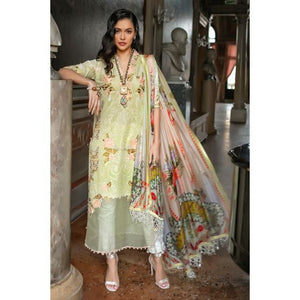Cancello 16-B (3Pc) Sana Safinaz Luxury Lawn