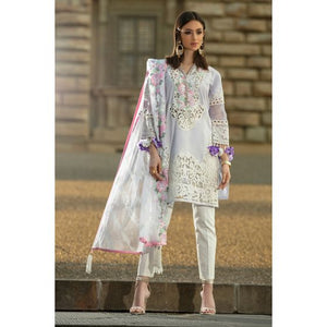 Argento 3-A (3Pc) Sana Safinaz Luxury Lawn