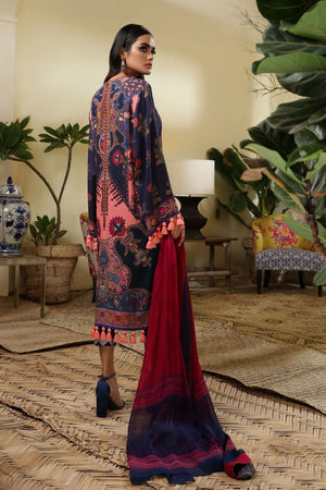 4-B [Sana Safinaz Muzlin Winter Collection]