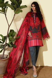 12-B [Sana Safinaz Muzlin Winter Collection]