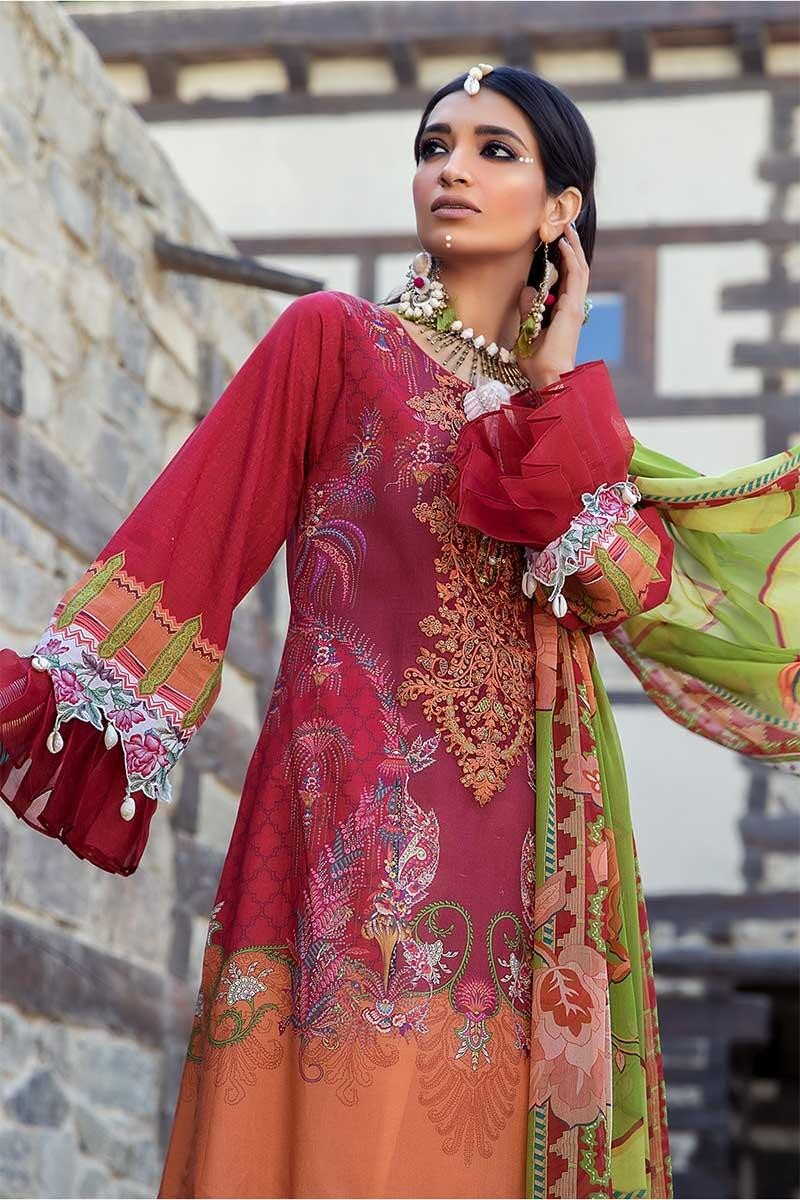 MPT-603-A [mPrints Katpana Eid II Collection'19 - Maria B]