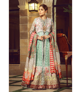 Parisa (Maryam Hussain - Luxury Wedding Collection 2019)