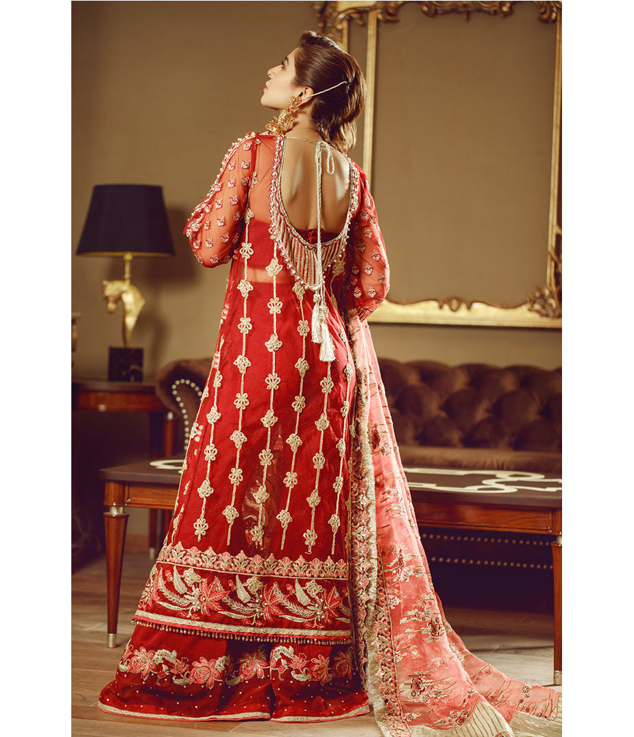 Gulaab (Maryam Hussain - Luxury Wedding Collection 2019)