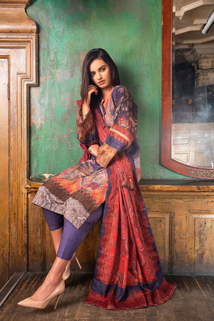 7B (Sobia Nazir Winter Collection 2020)