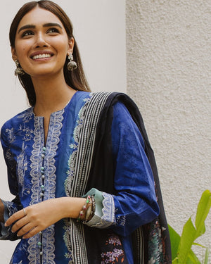 Maya (ZF2-01) [Zaha - Chandni Eid Collection'19]