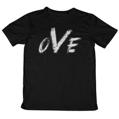 OVE White Logo Mens Retail T-Shirt