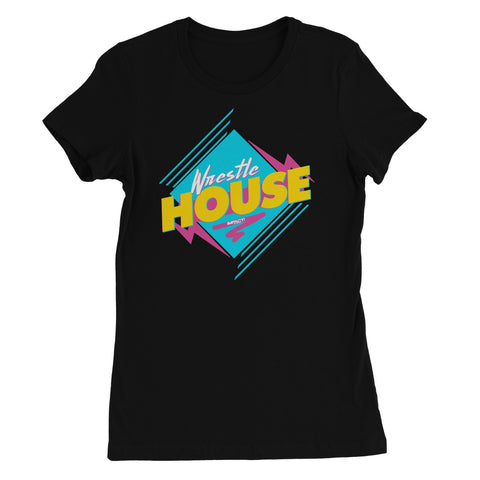 WrestleHOUSE Women's Favourite T-Shirt
