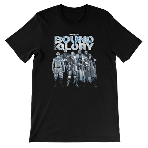 Bound For Glory 2020 - Event Unisex Short Sleeve T-Shirt