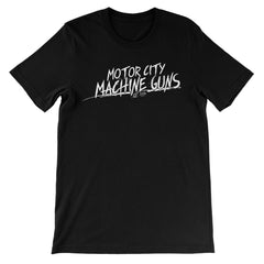 Motor City Machine Guns Est. 2006 Unisex Short Sleeve T-Shirt