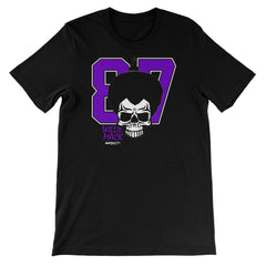 Willie Mack 87 Unisex Short Sleeve T-Shirt