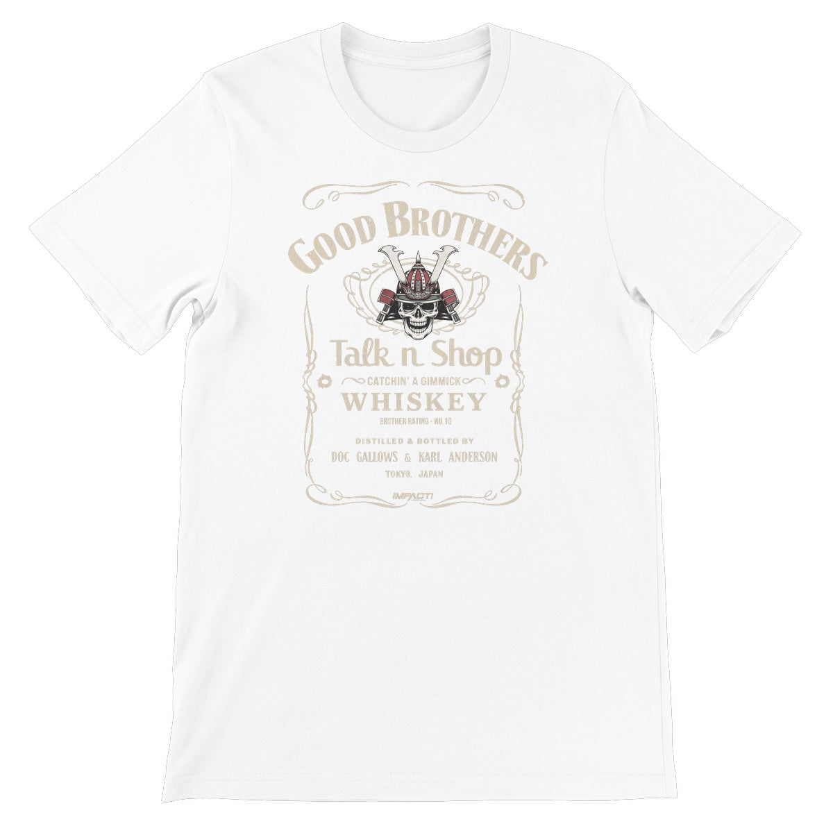 The Good Brothers 'Talk n Shop Unisex Short Sleeve T-Shirt