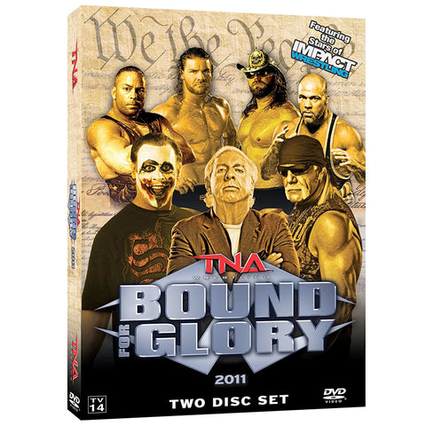 2011 Bound for Glory DVD (2 Disc)