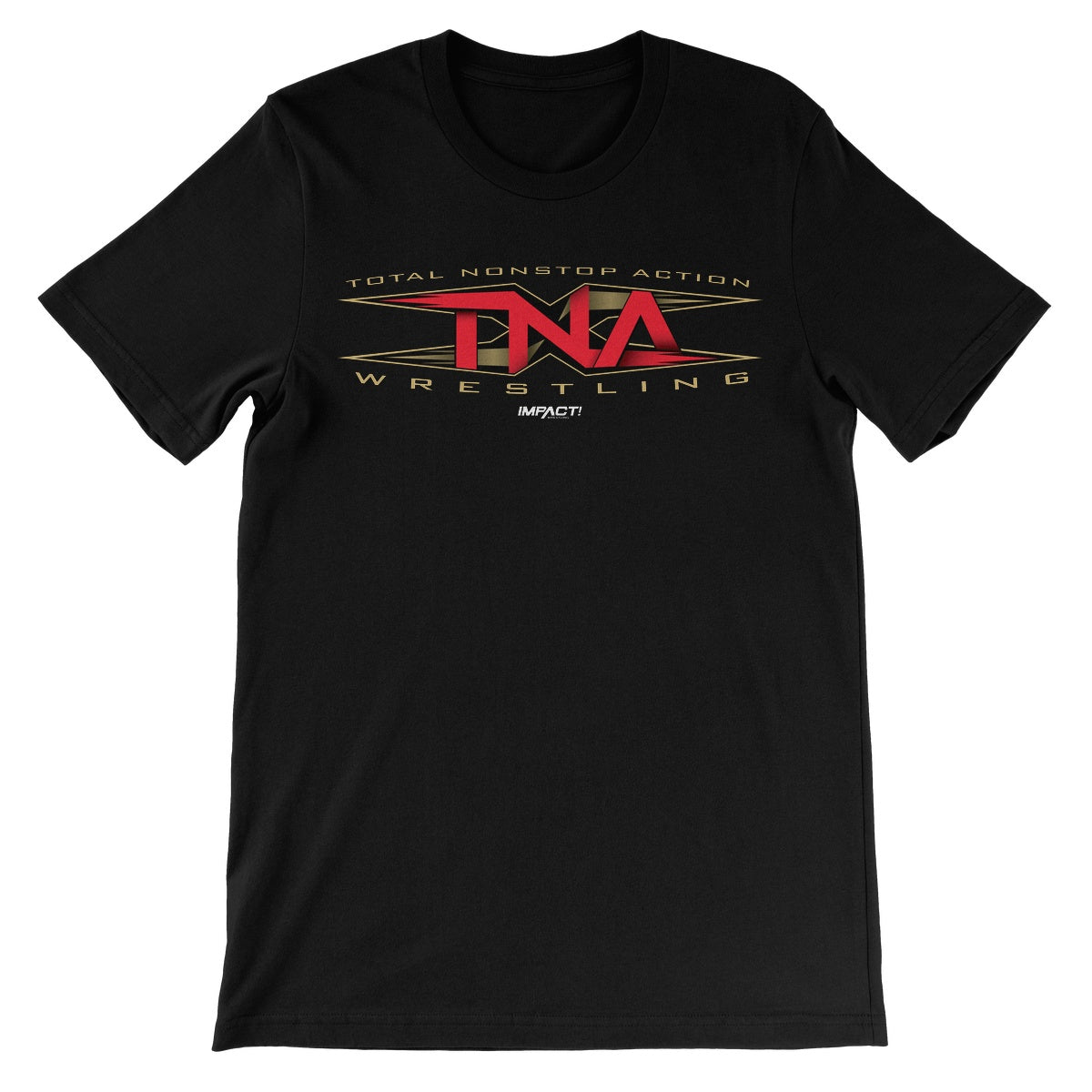 TNA - Total Non-Stop Action Wrestling Unisex Short Sleeve T-Shirt
