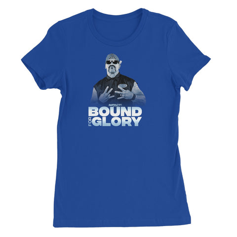Bound For Glory 2020 - Hernandez Women's Favourite T-Shirt
