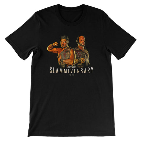2020 Slammiversary The North Unisex Short Sleeve T-Shirt