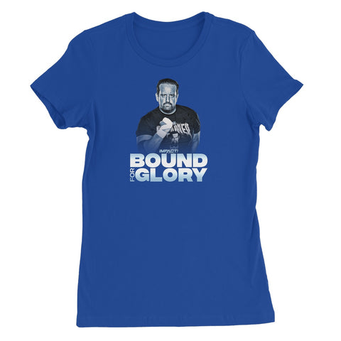 Bound For Glory 2020 - Tommy Dreamer Women's Favourite T-Shirt