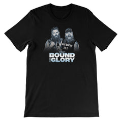 Bound For Glory 2020 - Deaners Unisex Short Sleeve T-Shirt