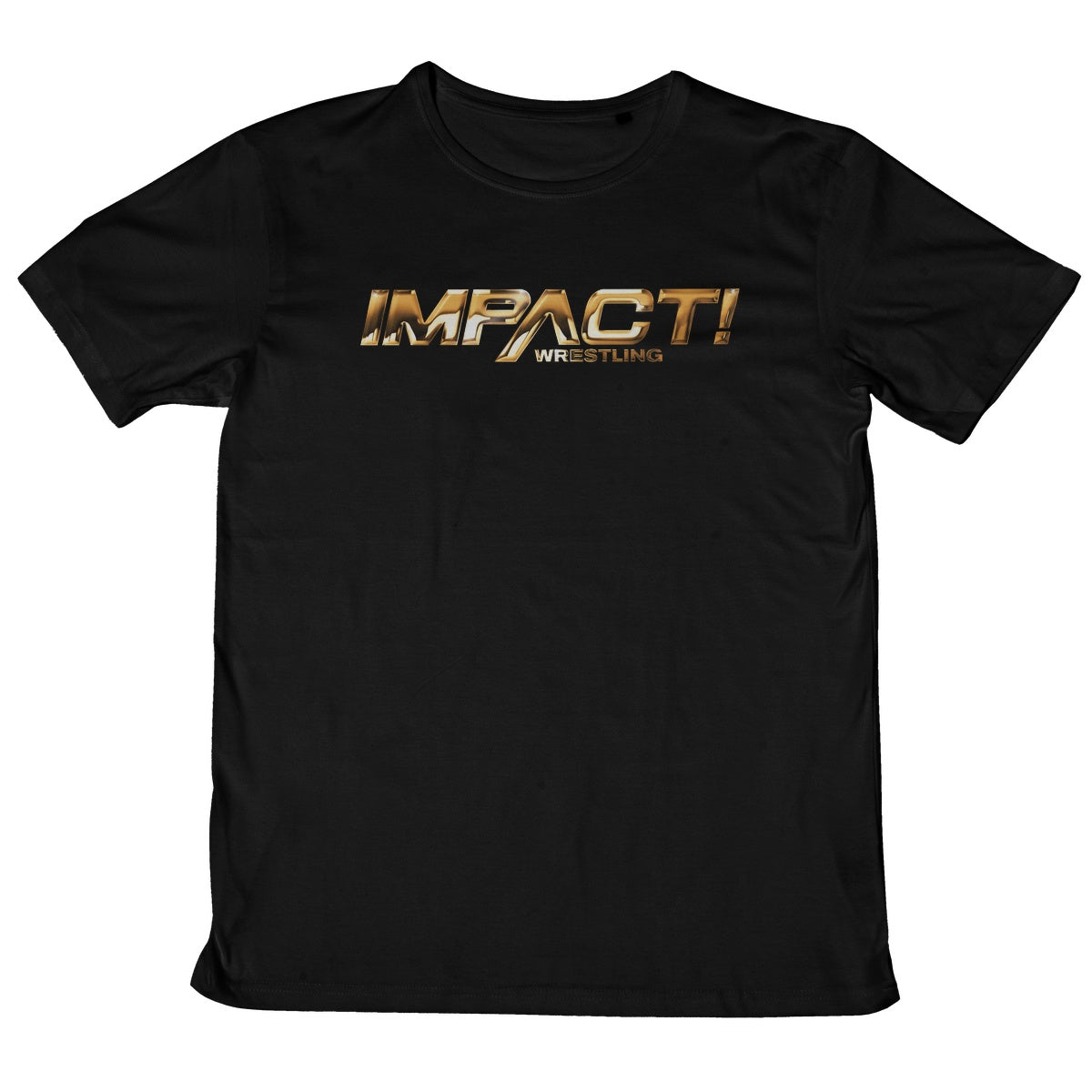 Impact Gold Logo Mens Retail T-Shirt
