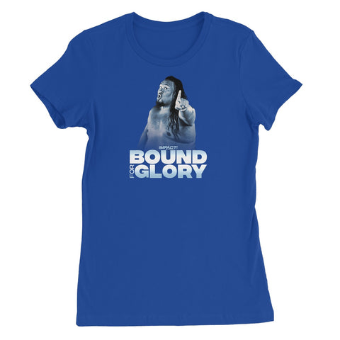Bound For Glory 2020 - Fallah Bahh Women's Favourite T-Shirt