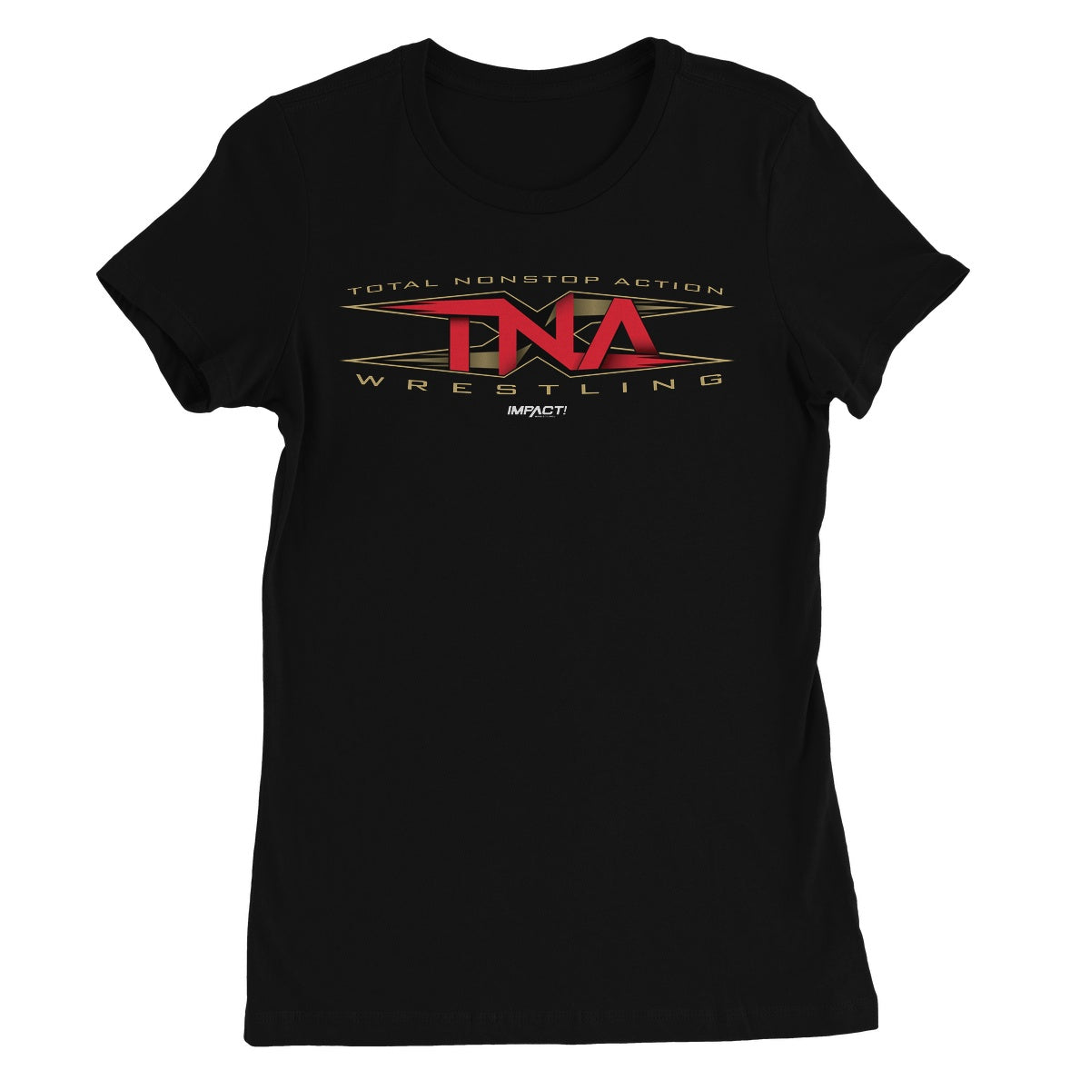 TNA - Total Non-Stop Action Wrestling Women's Favourite T-Shirt
