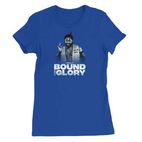 Bound For Glory 2020 - Willie Mack Women's Favourite T-Shirt