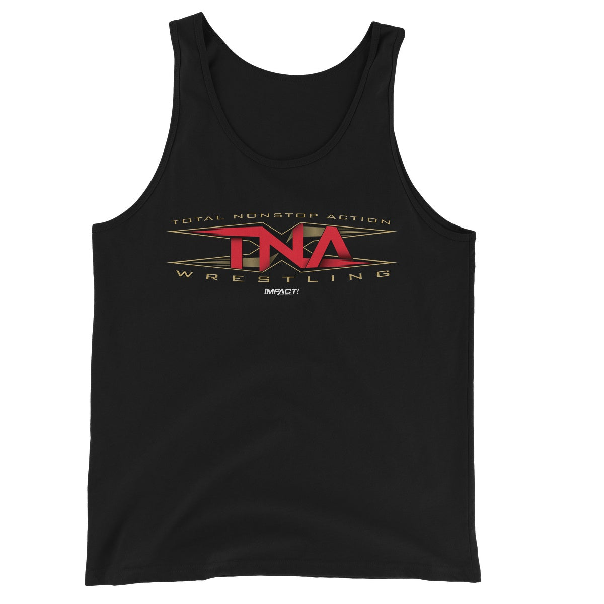 TNA - Total Non-Stop Action Wrestling Unisex Jersey Tank Top