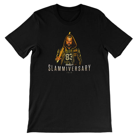2020 Slammiversary Eddie Edwards Unisex Short Sleeve T-Shirt