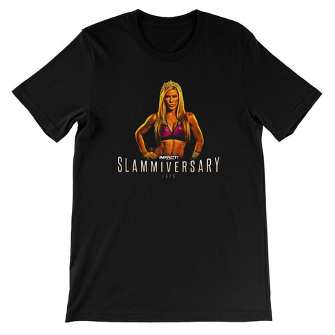2020 Slammiversary Madison Rayne Unisex Short Sleeve T-Shirt