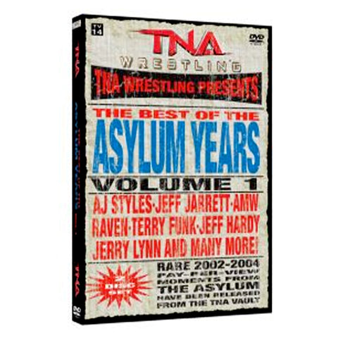 The Best Of The Asylum Years Vol.1 DVD (2 Disc)