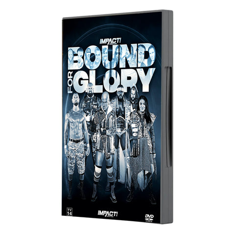 2020 Bound For Glory DVD (PREORDER).Shipping late Jan 2021