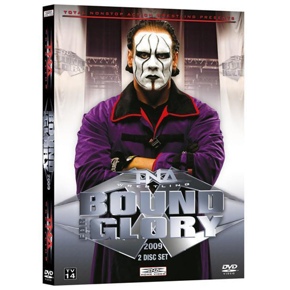 Bound For Glory 2009 DVD (2 Disc)