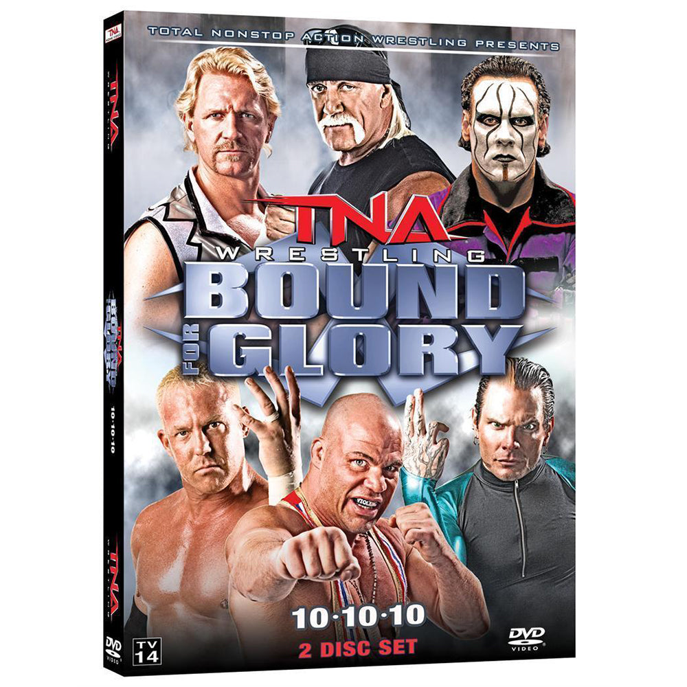 2010 Bound For Glory DVD (2 Disc)