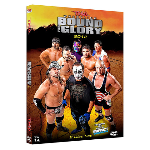 Bound For Glory 2012 DVD