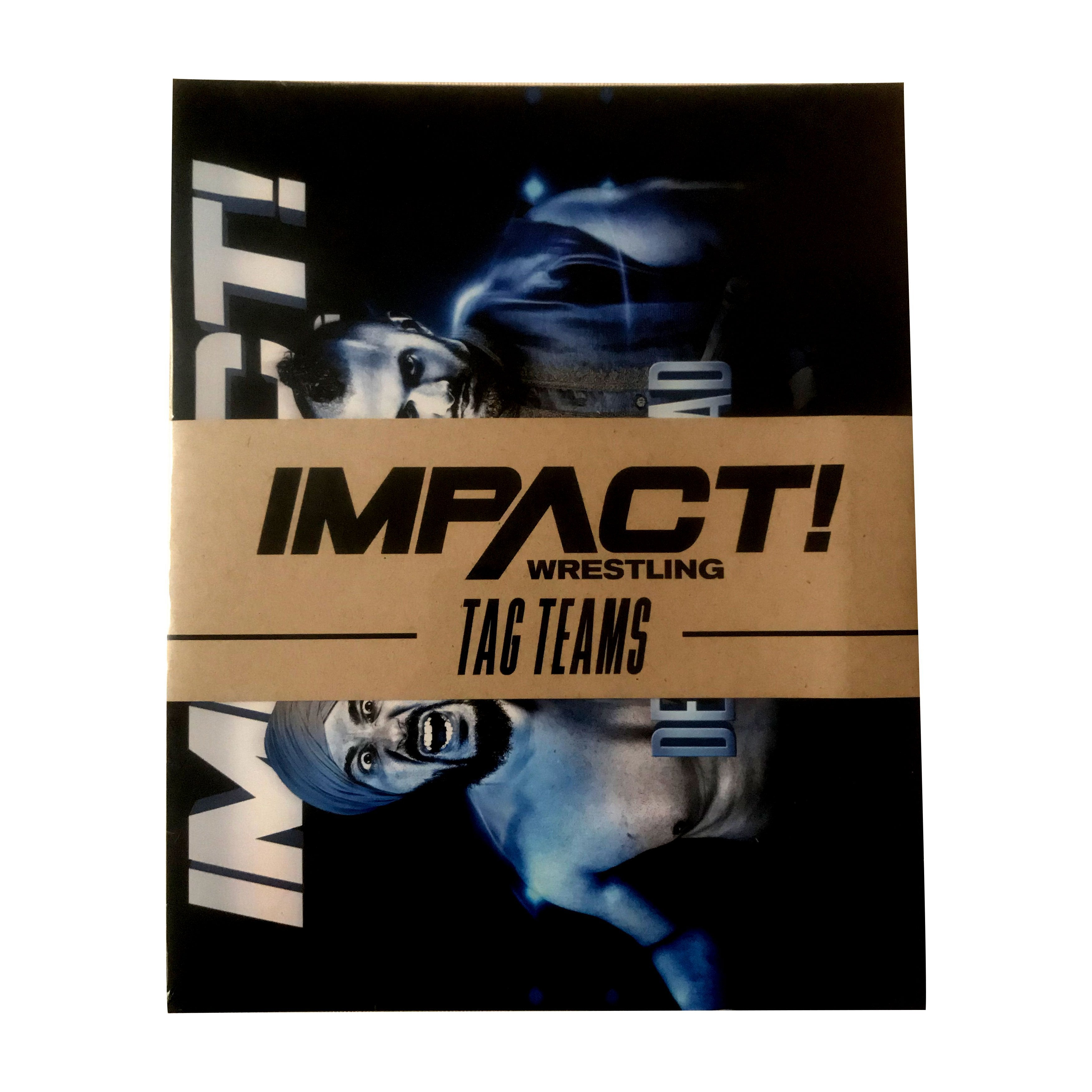 Impact Wrestling Photo Pack: The Tag Team Pack